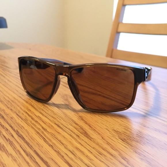 42a09ff8ca0 Nike Mavrk POLARIZED Sunglasses - Brown- EVO772. M 5af704c6077b97afe648e1bd